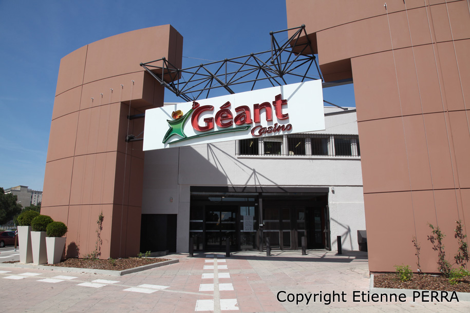 Employe A Geant Casino Celleneuve Montpellier